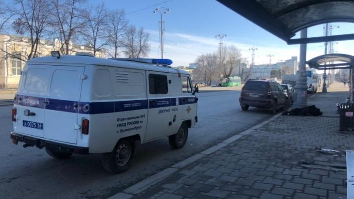 В центре Екатеринбурга нашли труп полковника в отставке