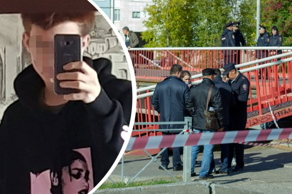 Юношу с ножевыми ранениями обнаружили около 22 часов 10 сентября у моста на улице Лебедева