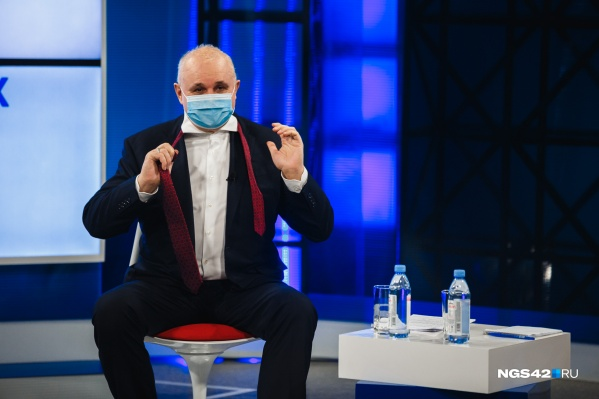 """Годом ранее губернатор смог заработать больше <nobr class=""""_"""">11 миллионов</nobr> рублей"""