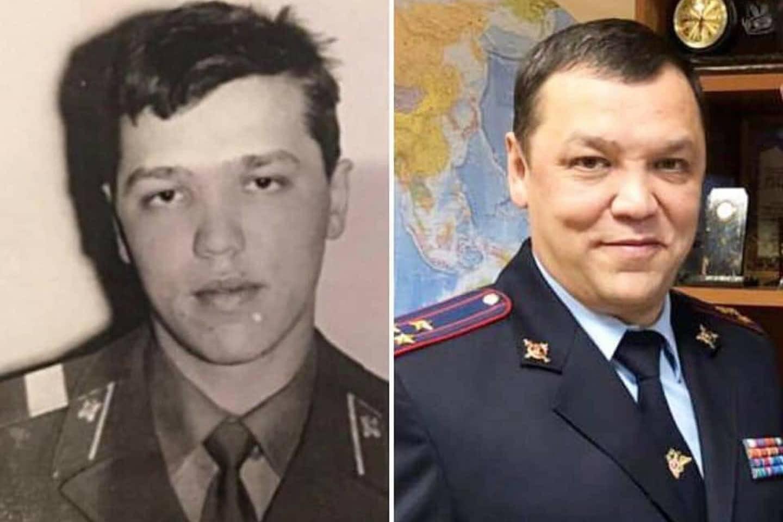 Динар Гильмутдинов служил в Германии