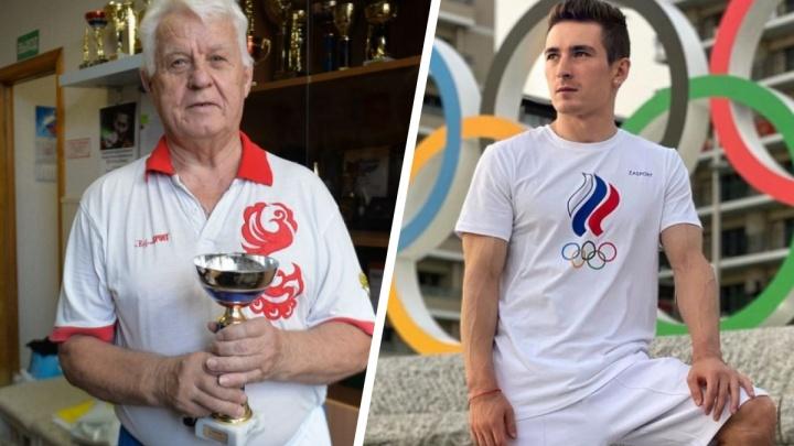 «Все ребята плакали, и я тоже»: тренер Давида Белявского — о его победе на Олимпиаде