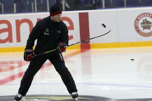 Теперь у Курьянова еще более ответственная задача в команде