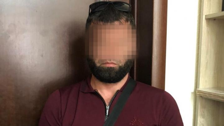 Полиция задержала жителя Чечни, который стрелял во время потасовки в Краснодаре