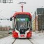 В пермских трамваях возобновили цветовое кодирование маршрутов