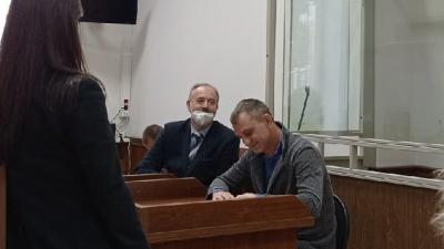 Журналист и член избиркома проведет выборы за решеткой. Репортаж из зала суда над Игорем Хорошиловым
