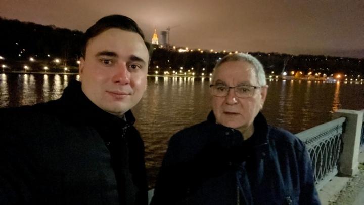 В Ростове арестовали отца директора фонда Навального