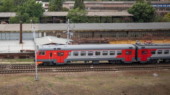 Скоростная электричка Таганрог — Ростов появится с 21 июня