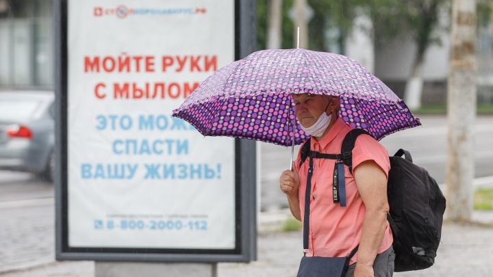 Главное — веник не забыть: смотрим погоду в Волгограде на ближайшие сутки