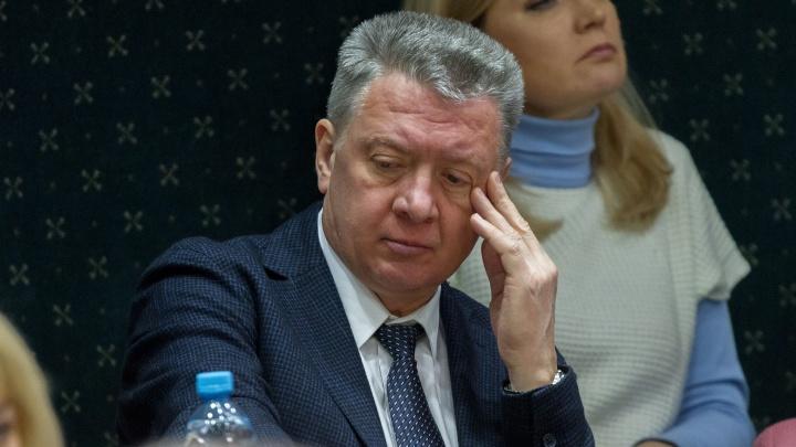 Экс-министра спорта Самарской области дисквалифицировали