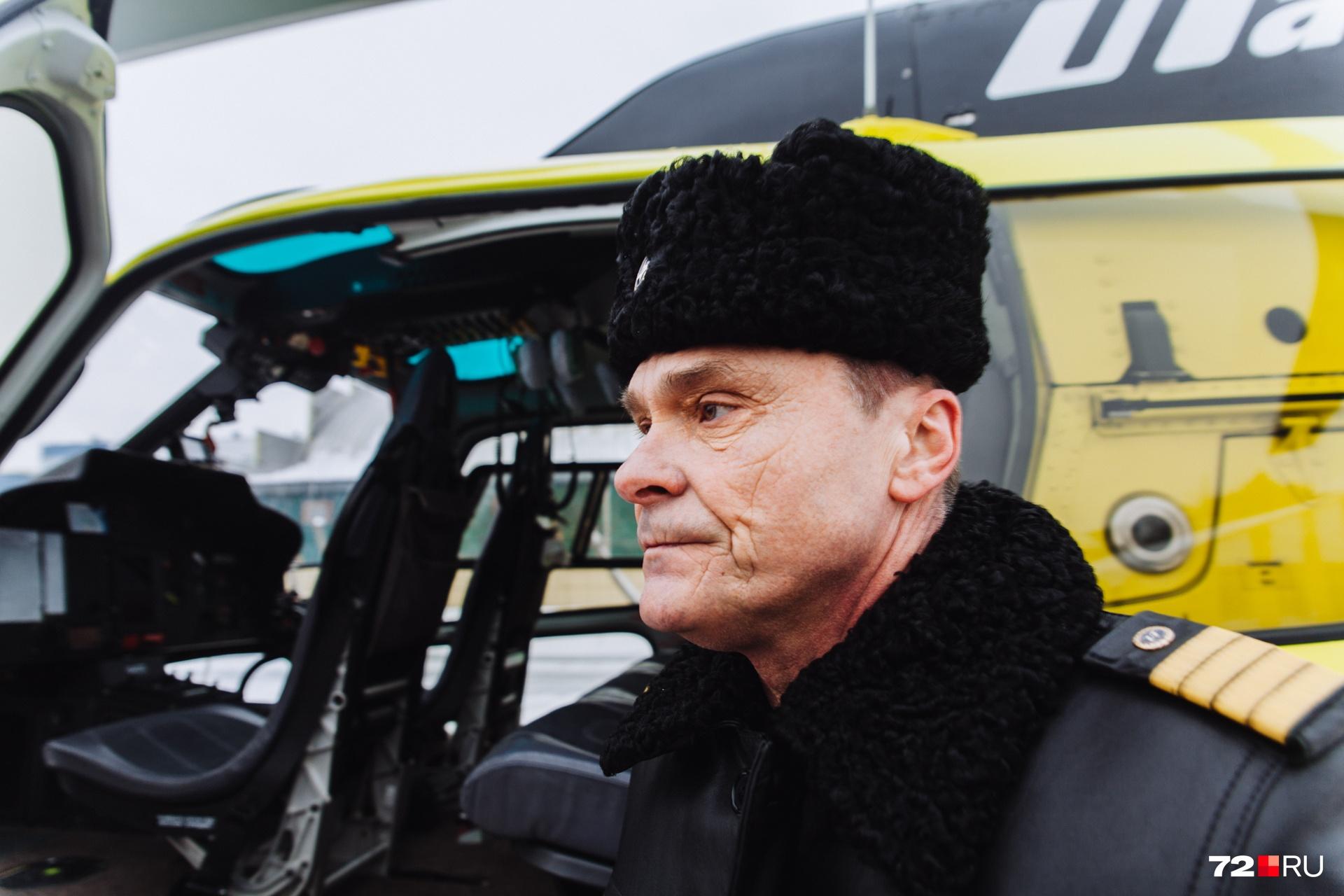 Евгений рассказал, что персонал подготовлен к любым условиям транспортировки пациентов
