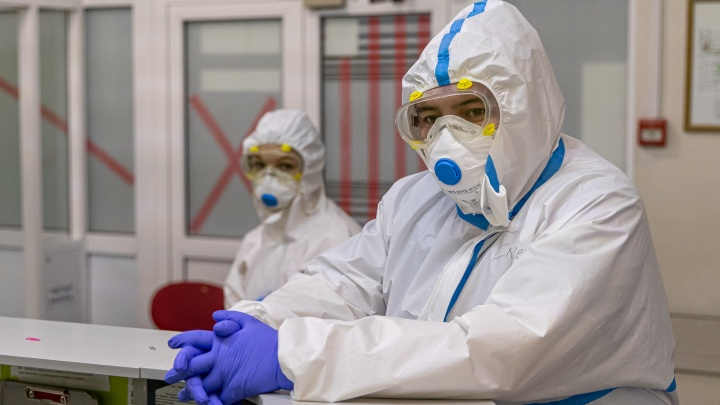 Ученые спрогнозировали ближайший пик заболеваемости коронавирусом в Новосибирской области