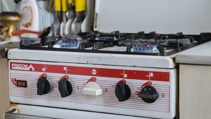 В Прикамье под угрозой отключения газа оказались 5 тысяч человек