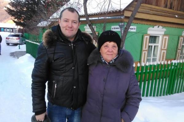 Родных Ольга Николаевна видела редко — боялась заразиться коронавирусом