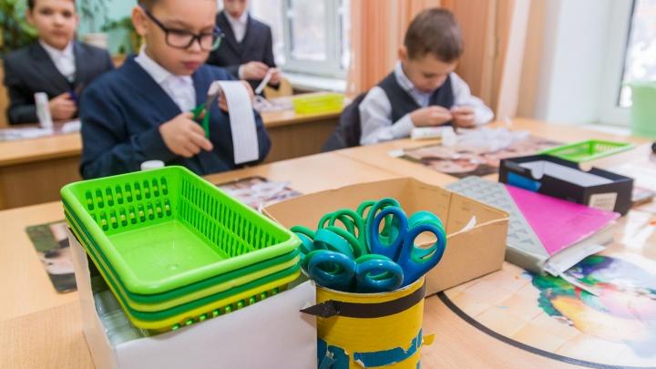 В Самарской области рассматривают введение очередного дистанта для школьников