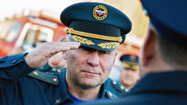 Погиб глава МЧС России: онлайн