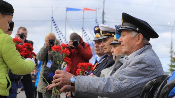 Ветеранам Великой Отечественной войны из Поморья хотят ежегодно выплачивать по 20 тысяч к 9 Мая