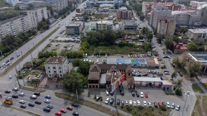 Квартал по эскизам Лебедева утвердили на (не)публичных слушаниях в Челябинске, но к проекту возникли замечания