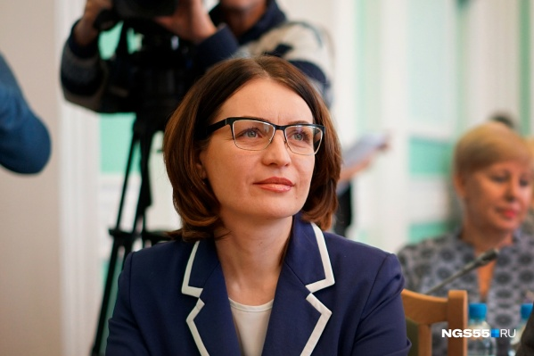 """Оксана Фадина получит мандат депутата <nobr class=""""_"""">27 сентября</nobr>"""