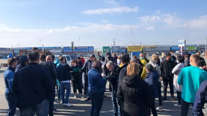 Ростовские власти предложили бизнесменам самим выбрать места для торговли