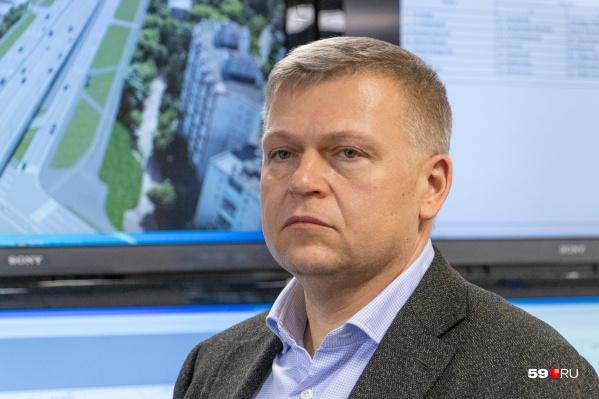 Алексей Дёмкин высказался о проекте по возведению многоэтажек на территории стадиона при дворце спорта