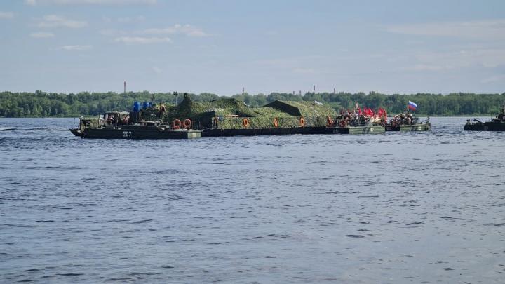 В Самаре откроют музей военной техники на воде