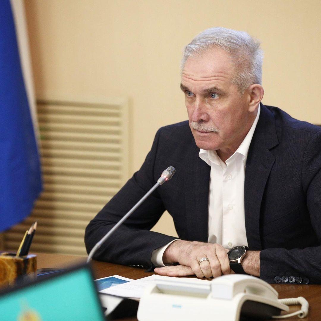 Сергей Морозов объявил в Ульяновской области 31 января днем траура по погибшим