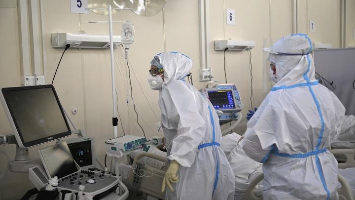 Коронавирус ушел, ПЦР-тест отрицательный, а состояние все хуже. Как ковид увеличивает число пациентов в реанимациях