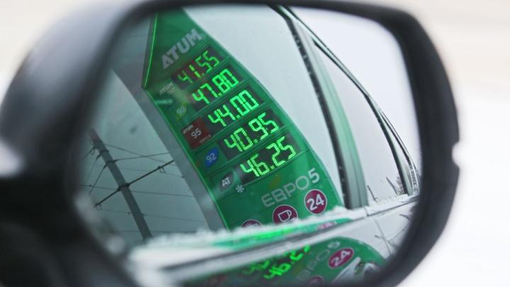 Стало известно, на сколько вырастут цены на бензин в Башкирии