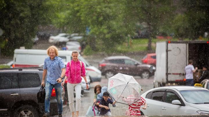 Новосибирск ждет теплая волна: когда синоптики ждут потепления до +26 градусов