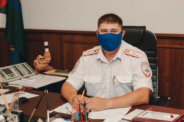 """В органах полиции Селюнин с <nobr class=""""_"""">2002 года</nobr>"""