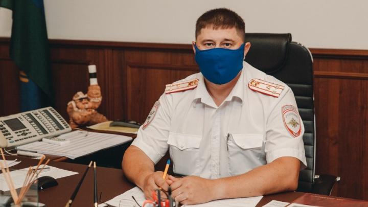 Дома и в кабинете начальника ГИБДД по Тюменской области прошли обыски