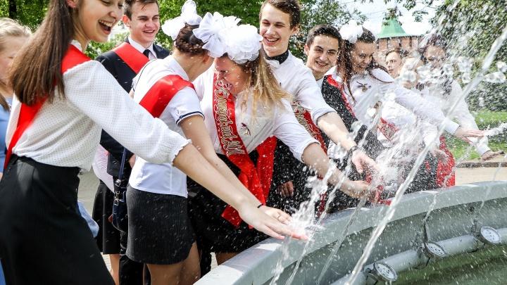 Выпускные в нижегородских садиках и школах состоятся. Но с коронавирусными ограничениями
