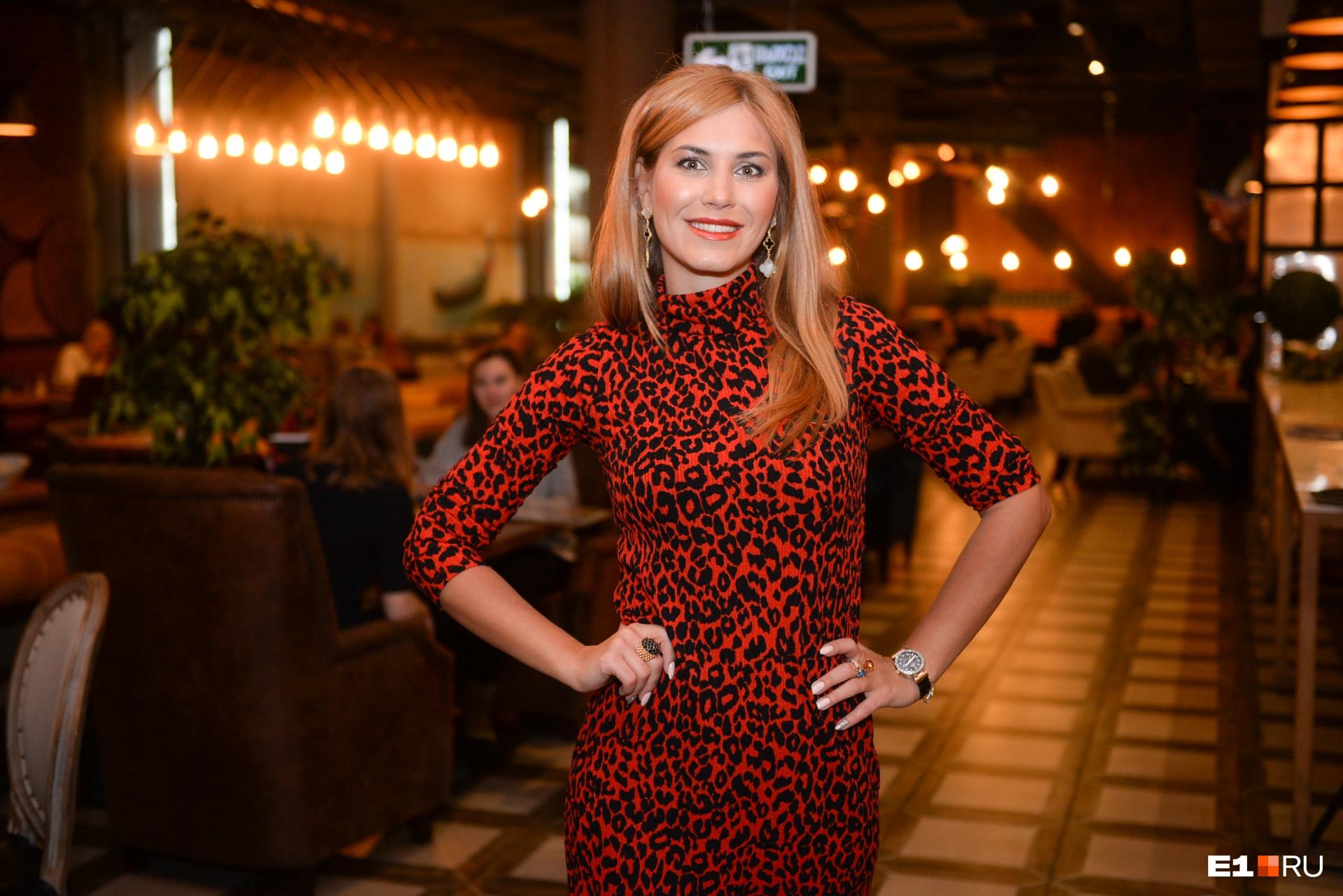 Ресторатор Евгения Левандовская