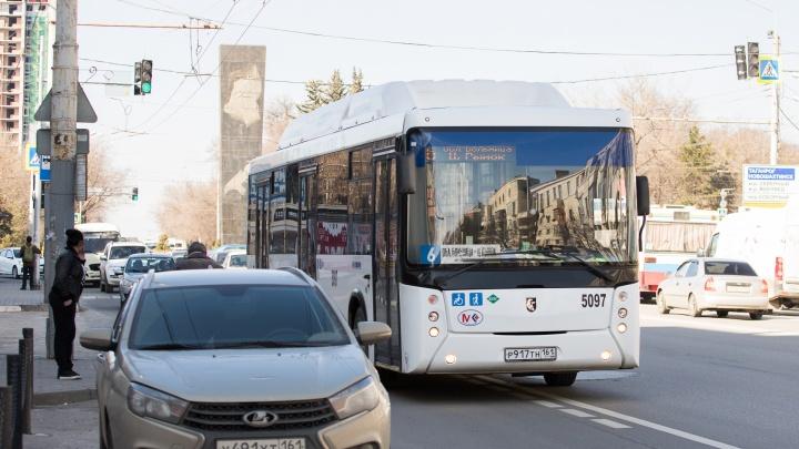 В отставку подал гендиректор «Ростовпассажиртранса», обслуживающего 23 автобусных маршрута
