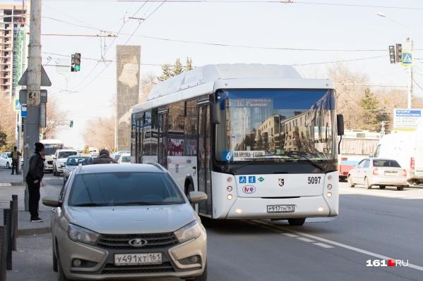«Ростовпассажиртранс» обслуживает маршруты№ 3, 6, 22, 78, 90