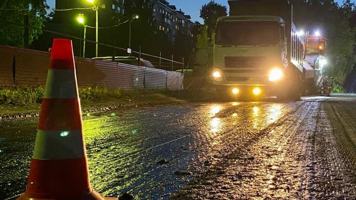 «Подрядчики приучены к тому, что их не контролируют»: ремонт дорог в Новосибирске привлек внимание депутатов