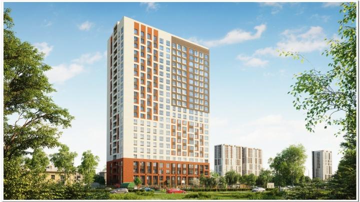 «Синара-Девелопмент» открыла продажи квартир в ЖК «Романовъ. New Life» в Волгограде