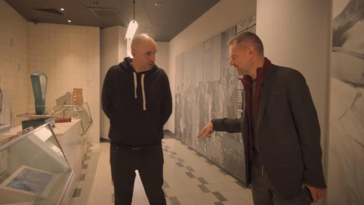 На популярном YouTube-канале «Редакция» вышел фильм о Ельцин-центре