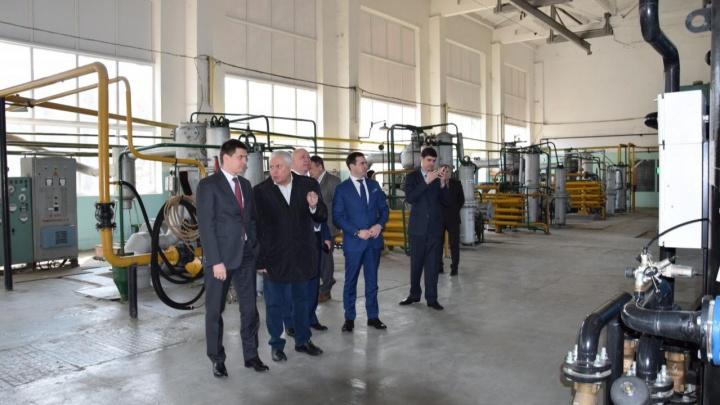 Правительство России отказалось от контроля над ростовским оборонным заводом