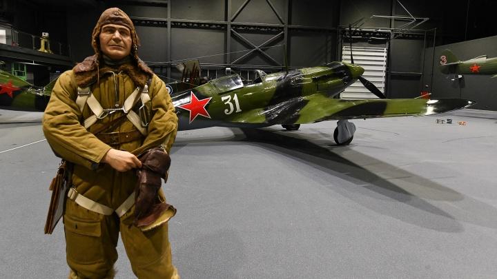 Гигантская летающая лодка и самолеты победителей. Репортаж из нового авиамузея в Верхней Пышме