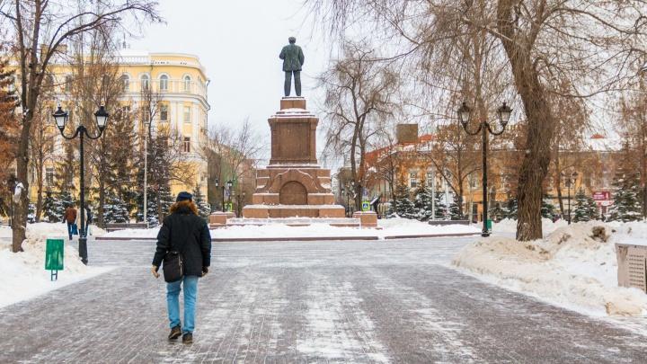 На памятник Александру II в Самаре хотят собирать пожертвования