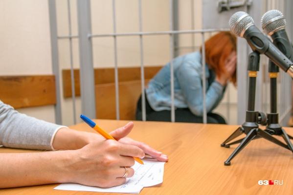 Возможно, женщину заключат под стражу