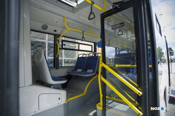 Новые автобусы будут оснащены кондиционерами и печками