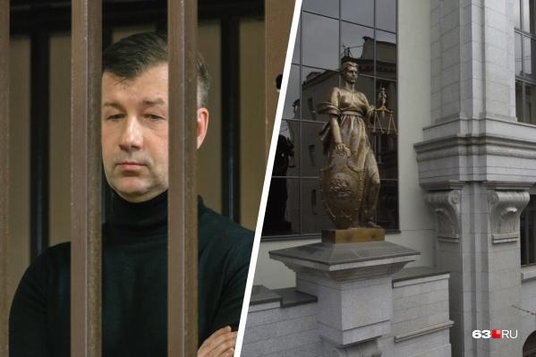 Дмитрий Сазонов планирует и сам обратиться в высшую инстанцию
