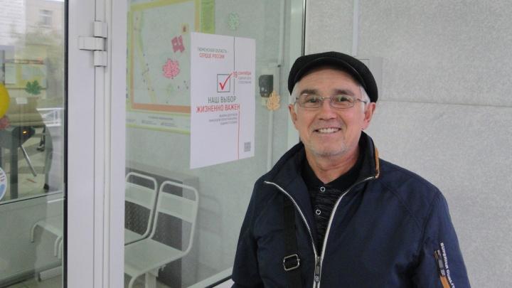 Сургут голосующий: фоторепортаж с избирательных участков