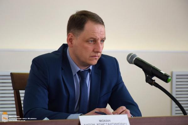 Обязанности главы Шадринска будет исполнять Антон Мокан