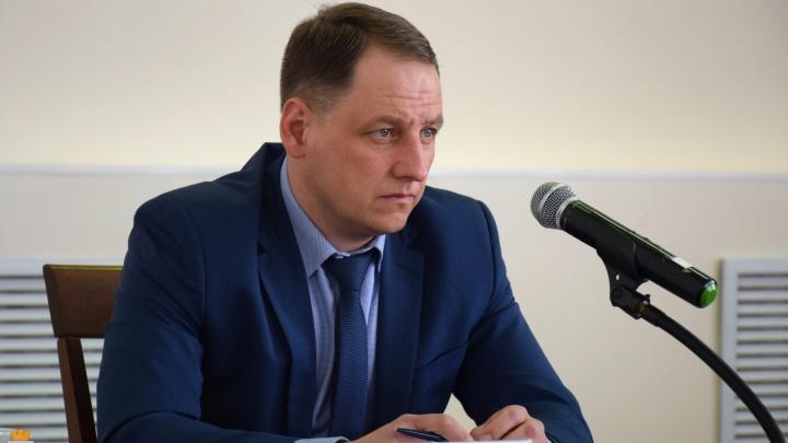 В Шадринске назначили временно исполняющего обязанности главы города