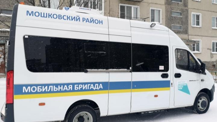 В каждом районе области и Новосибирска появились спецмашины для перевозки маломобильных жителей
