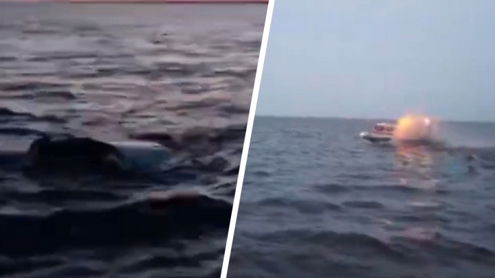 Крушение вертолета в Белом море: как идет следствие и какие есть версии катастрофы