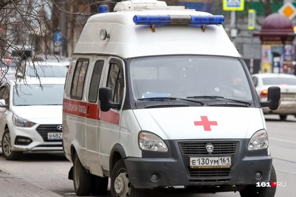 Инцидент произошел 27 января. Пострадавшего госпитализировали с ранениями